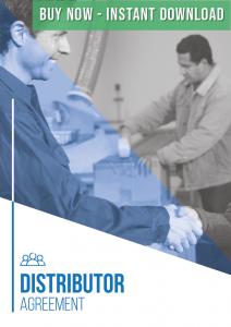 Buy Distribution Agreement